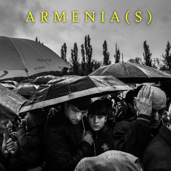"""VERNISSAGE """"ARMENIA(S)"""" DE BRUNO OHANIAN"""