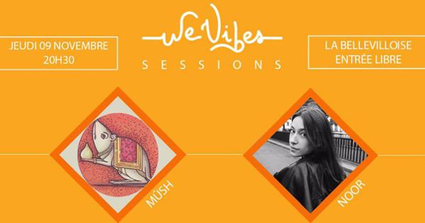 WEVIBES SESSION #2