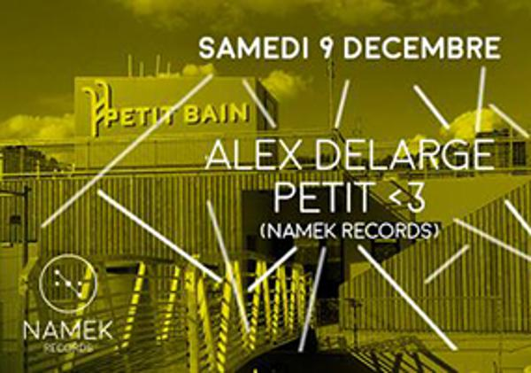 PLANET : NAMEK // ALEX DELARGE & PETIT