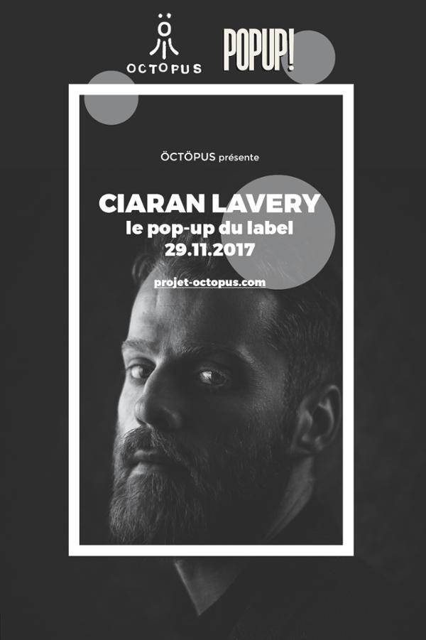 Ciaran Lavery @ POPUP!