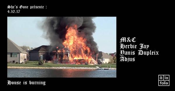 House is Burning #1