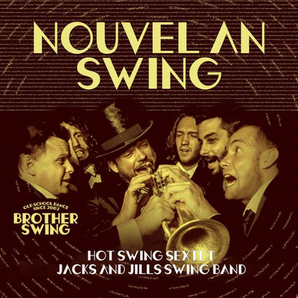 NOUVEL AN SWING A LA BELLEVILLOISE