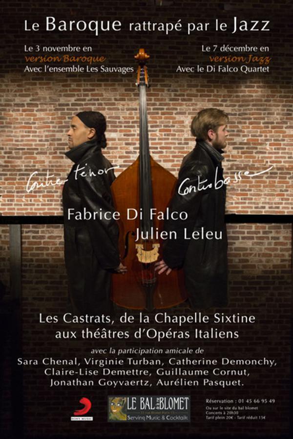 FABRICE DI FALCO – Les Castrats, de la Chapelle Sixtine aux Théâtres d'Opéras Italiens