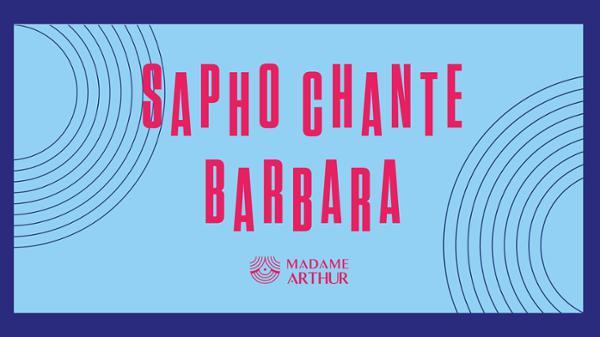 French Collection - Sapho chante Barbara