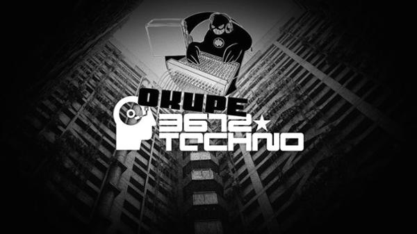 3672*techno invite OKUPE Prod