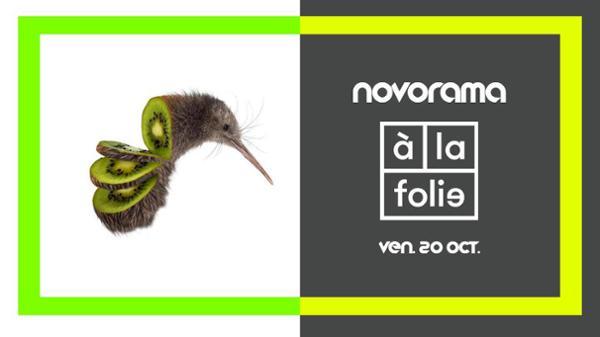 Novorama x A La Folie