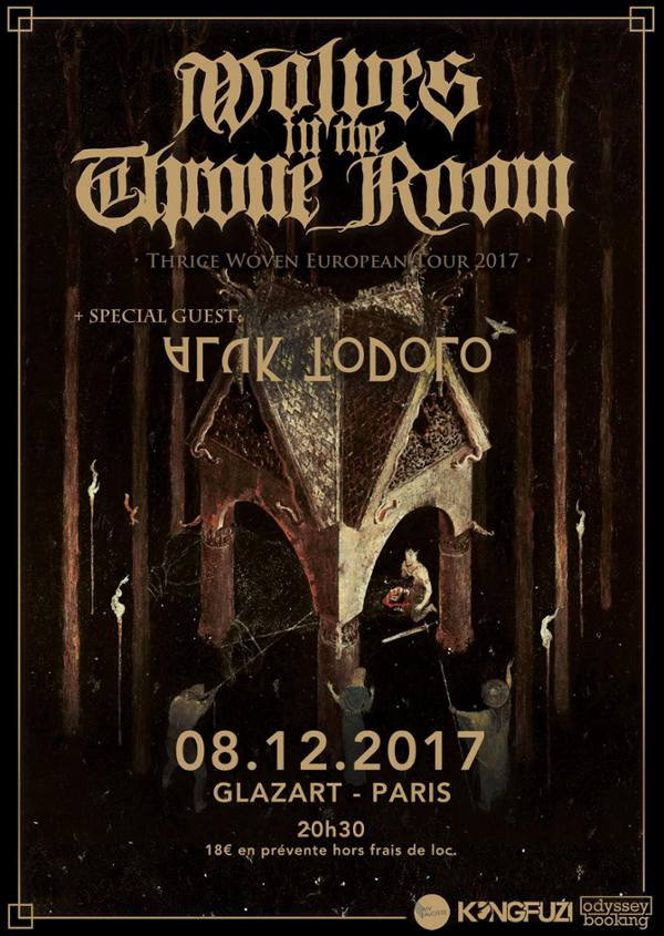 Wolves In The Throne Room + Aluk Todolo