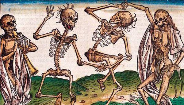 Soirée Halloween : La danse macabre 2