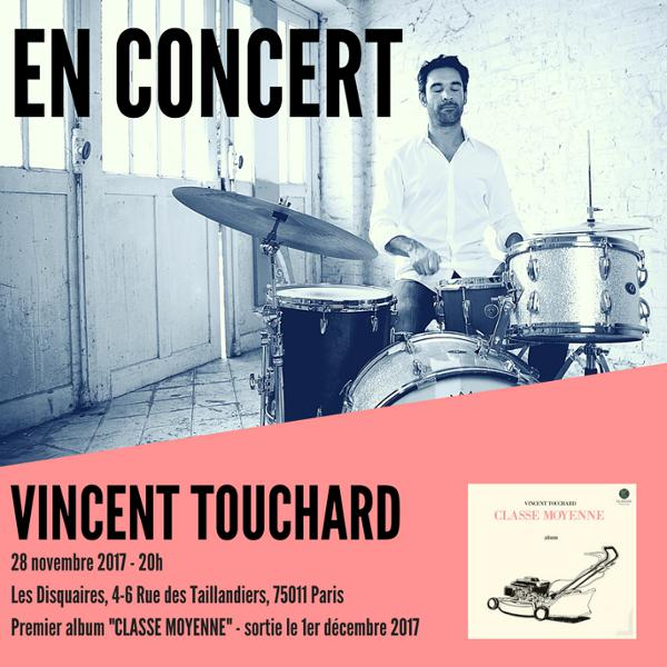Vincent Touchard Quintet