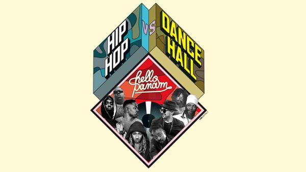 Hip-Hop vs Dancehall - Hello Panam Boat Party