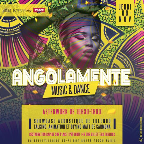 ANGOLAMENTE MUSIC & DANCE
