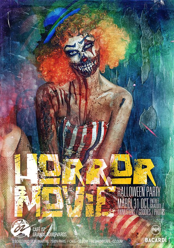 Horror Movie // Halloween Party