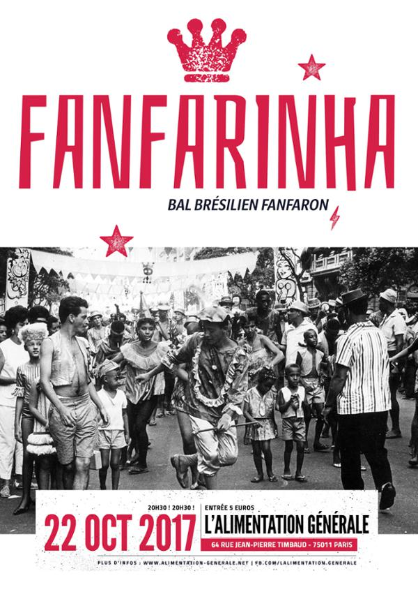 Fanfarinha à l'Alimentation Générale