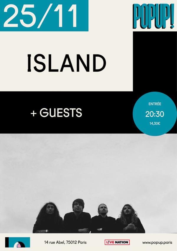 Island @ POPUP!