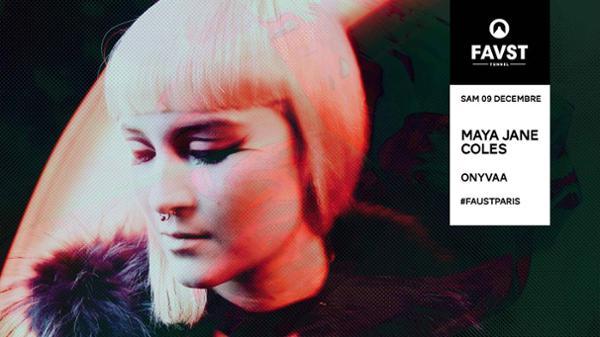 Faust : Maya Jane Coles - Onyvaa