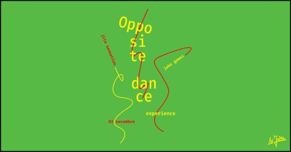 Opposite Dance / John Gomez