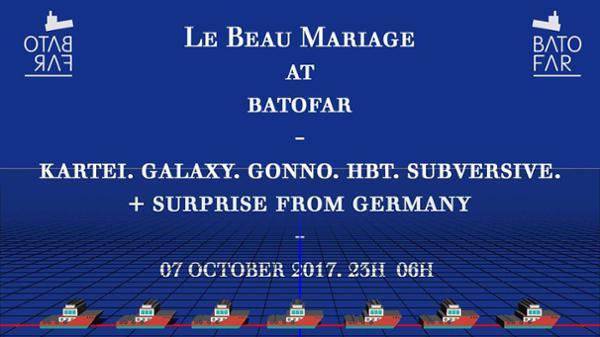 Voiski presents - Le Beau Mariage -