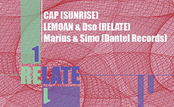 RELATE #1 WITH CAP [SUNRISE] + LEMOAN & DSO + MARIUS & SIMO