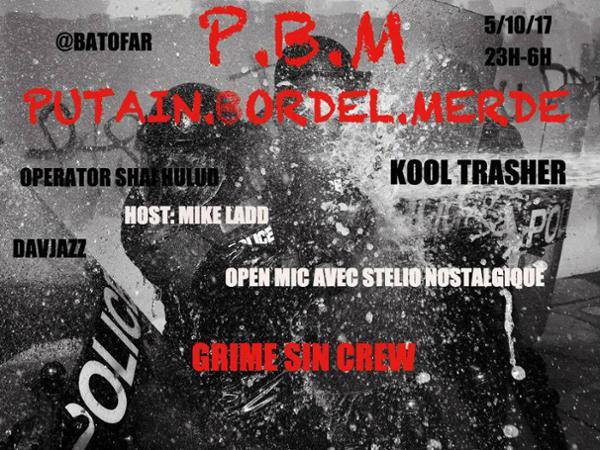 PbM (putin bowrdel mewrde)
