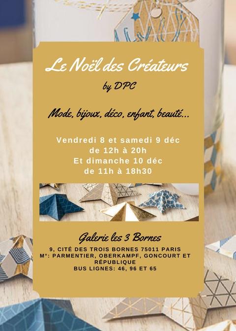 Le Noël des Créateurs