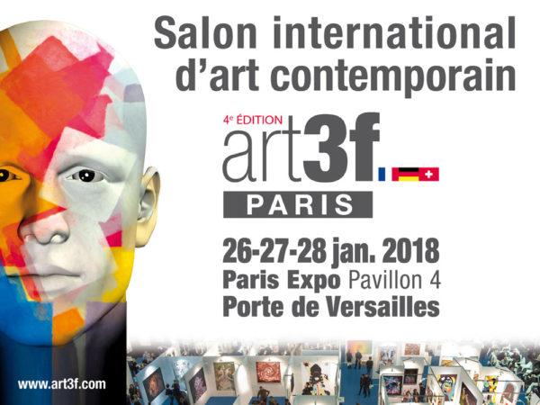 Art3f Paris 2018