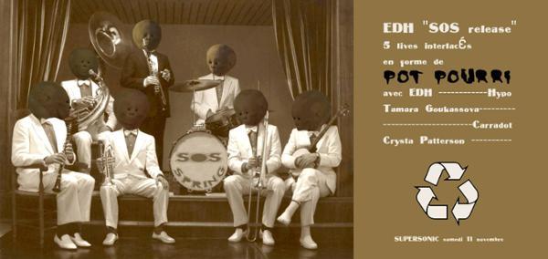 EDH SOS Release = avec du beau monde