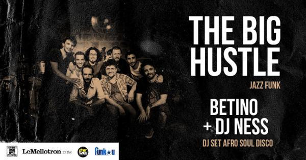 BETINO (Betino's Record) + DJ NESS