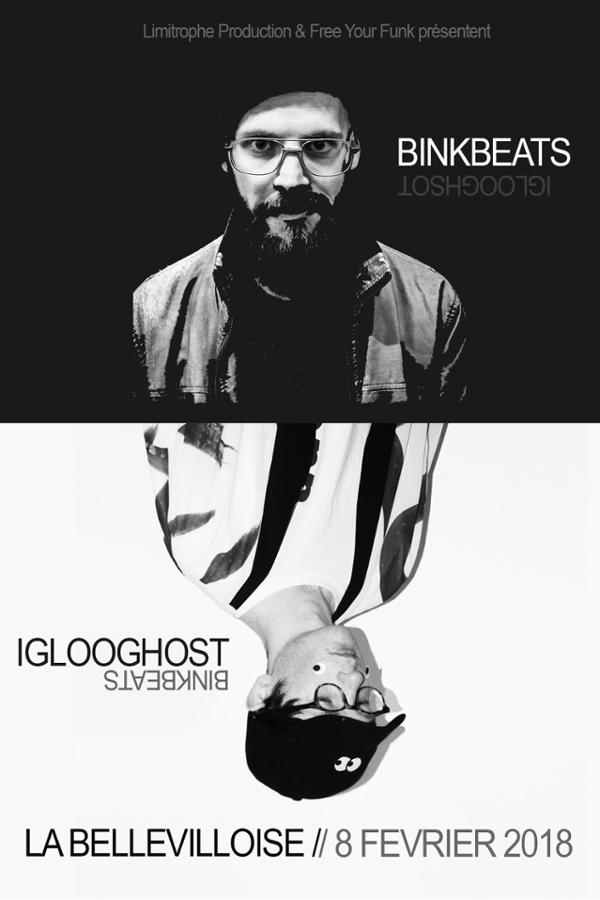 BINKBEATS + IGLOOGHOST
