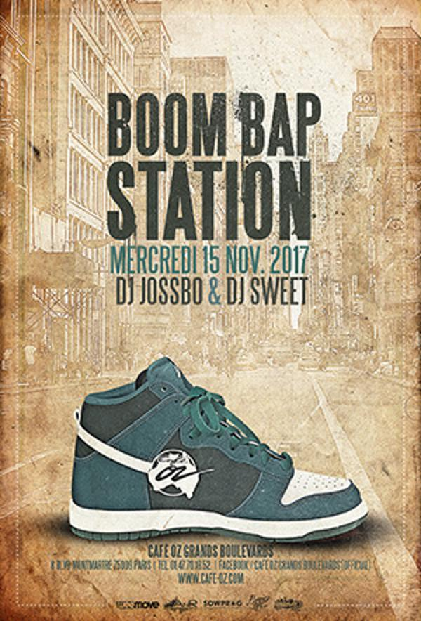Boom Bap Station #Novembre
