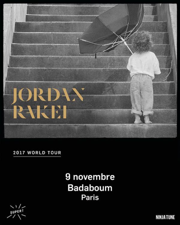 Jordan Rakei_ 15 novembre _ Badaboum