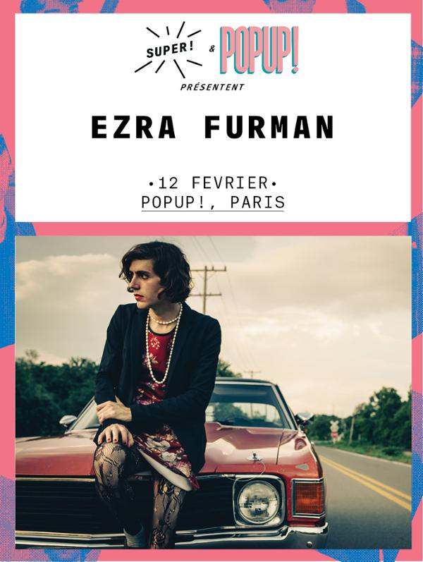 Ezra Furman @ Popup!