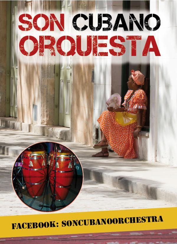Son Cubano Orquesta à l'entrepôt !