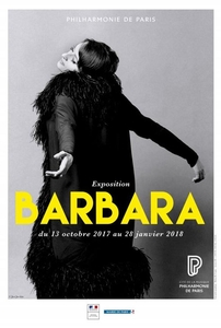 exposition Barbara - Philharmonie de Paris