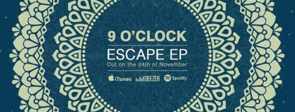 9 O'CLOCK : RELEASE PARTY