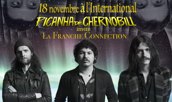 Picanha de Chernobill + Franche Connection