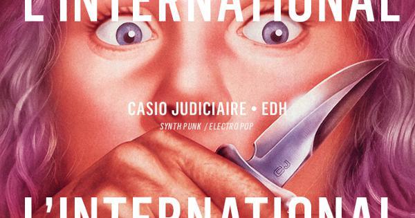 Casio Judiciaire • EDH
