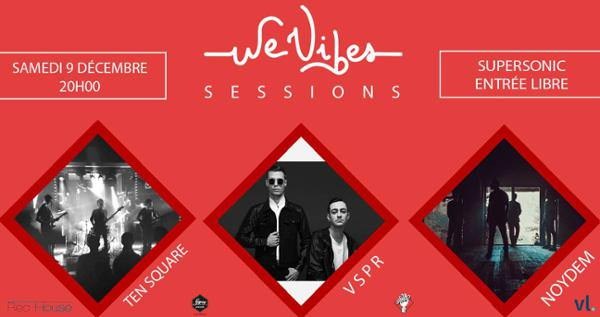 WeVibes Session 3 - Édition 2