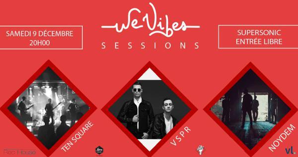 WeVibes Session 3 - Édition 2