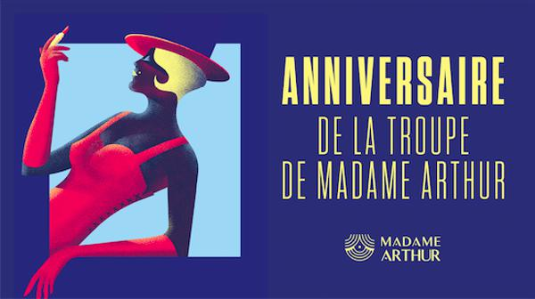 French Collection - L'anniversaire de la troupe de Madame Arthur