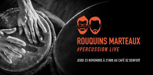 Rouquins Marteaux & Ivan