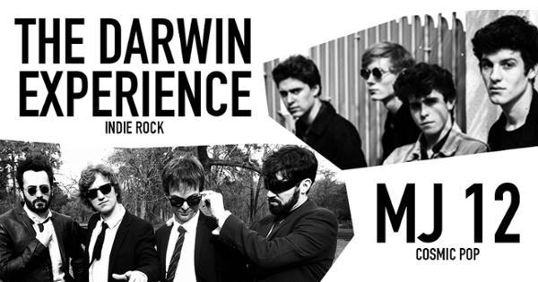 MJ12 + THE DARWIN EXPERIENCE