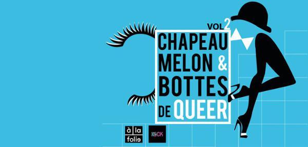 Chapeau Melon & Bottes de Queer #2
