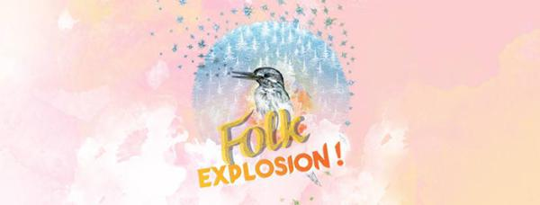 FOLK EXPLOSION ! W/ XAVIER BOYER + JULIEN PRAS+ BARBE BLEUE