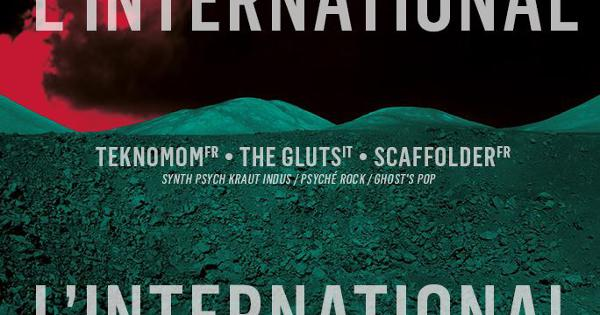 Teknomom • The Gluts • Scaffolder à l'International