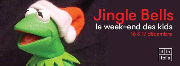 Jingle Bells : Le Noël des kids A la Folie !