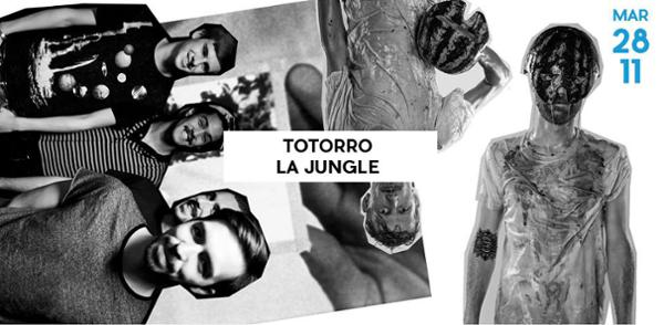 Totorro + La Jungle