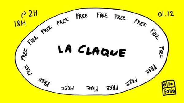 La Claque #6 : La Caisse de Noël