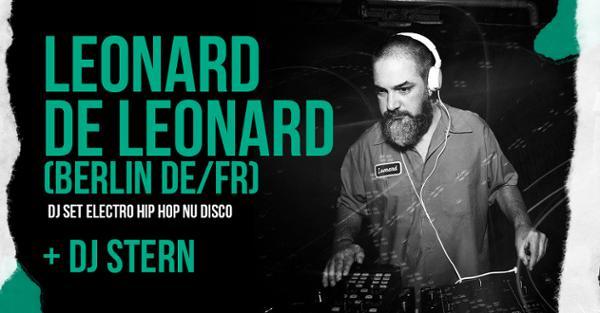 Leonard de Leonard & Dj Stern