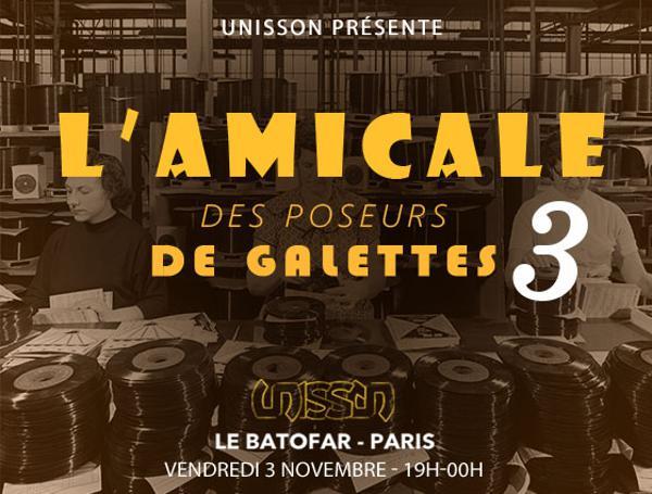 APROBOAT #L'AMICALE DES POSEURS DE GALETTES #3