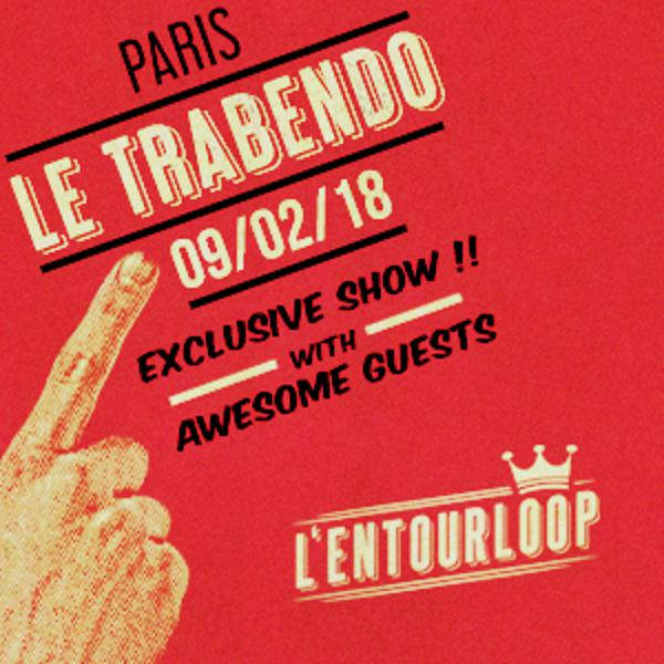 L'ENTOURLOOP FT TROY BERKLEY & N'ZENG